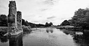 Black And White Pano 03 by N3croz