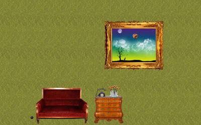 Sweet Home Desktop Background by dasmurphy