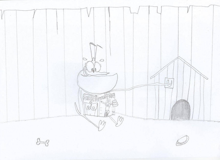 Dog Mastrubation Cartoon Style By Mickeysprouse