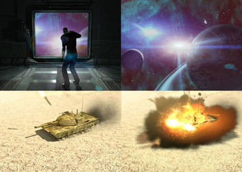 Civilization IV - game cinematics by Artsomniac
