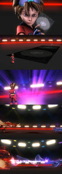 Bakugan trailer by Artsomniac