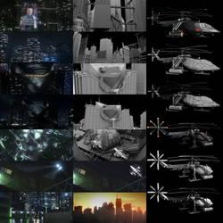 Tekken City by Artsomniac