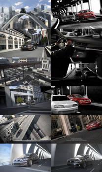 Lexus commercials