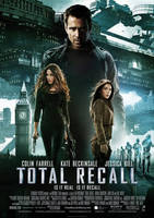 Total Recall poster by Artsomniac
