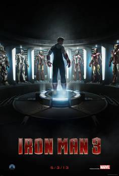 Ironman 3 poster