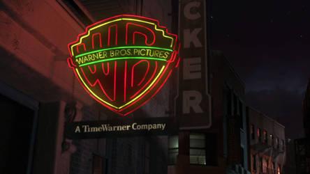 Warner Bros logo by Artsomniac