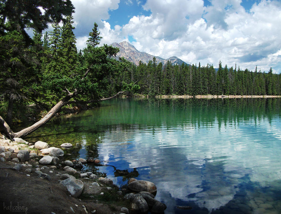 Lac Beauvert by kalicobay