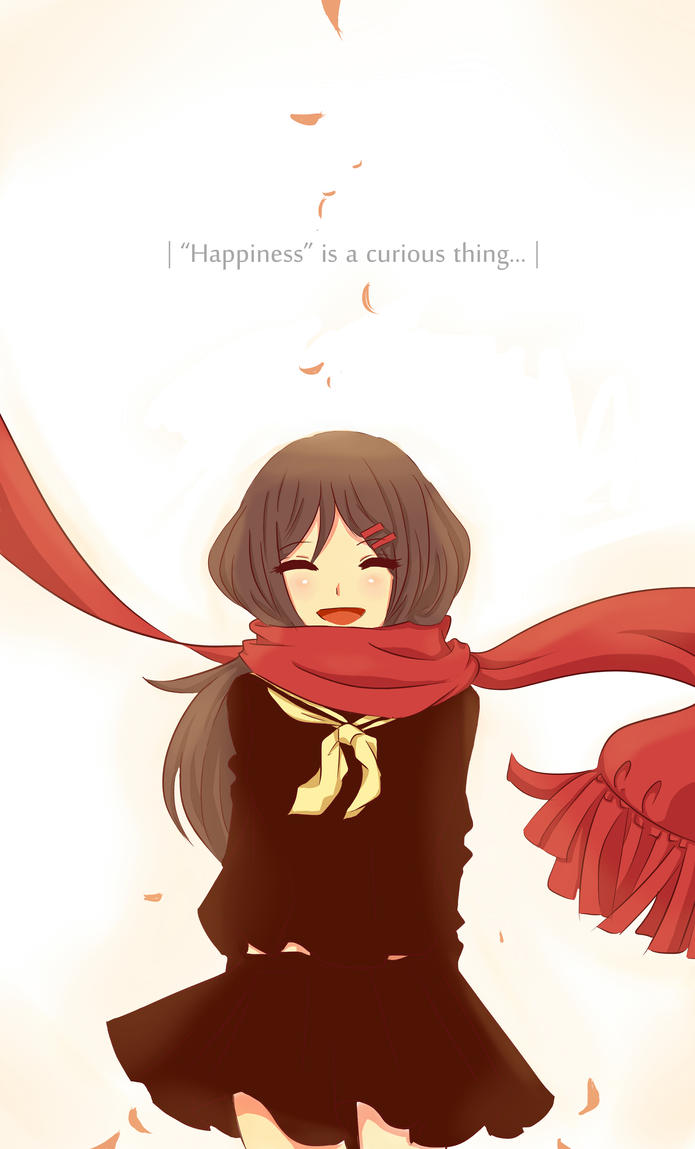 Ayano's Theory of Happiness by kiryueba