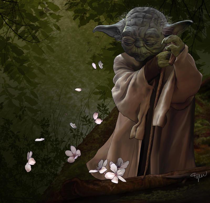 Yoda by ctyler