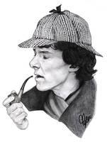 Sherlock by ctyler