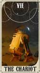 Star Wars Tarot Deck - VII The Chariot