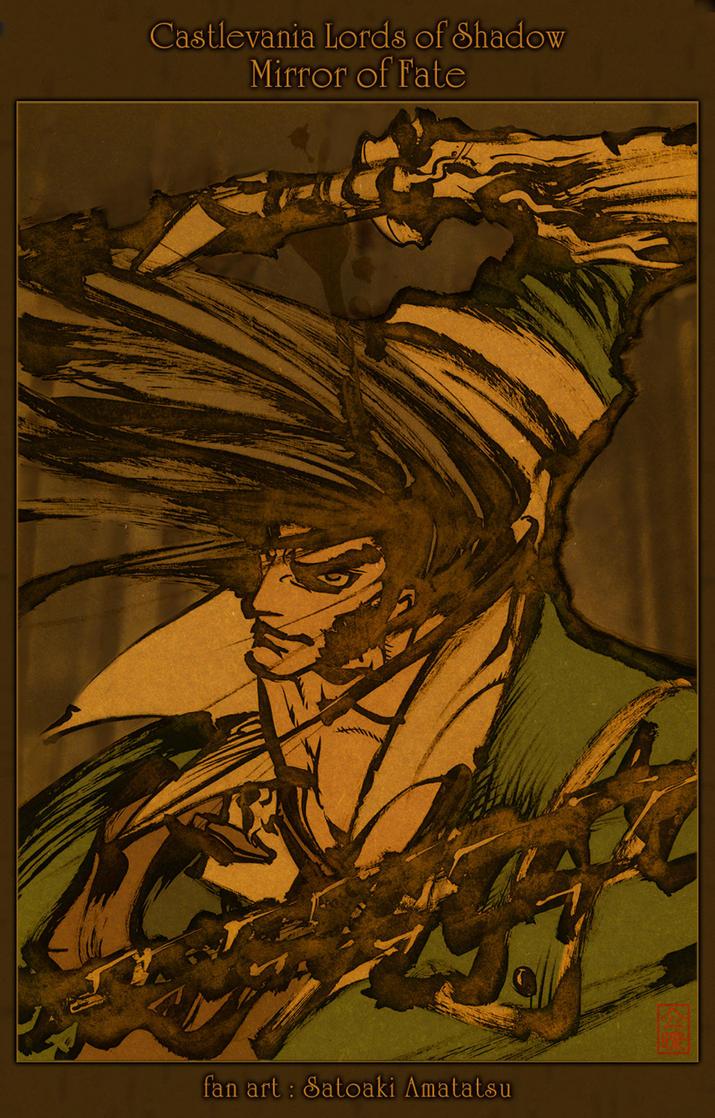 Castlevania Mirror of Fate Trevor Belmont by ...