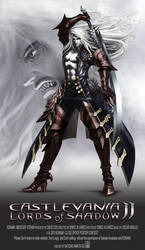 ALUCARD Castlevania Lords of Shadow 2