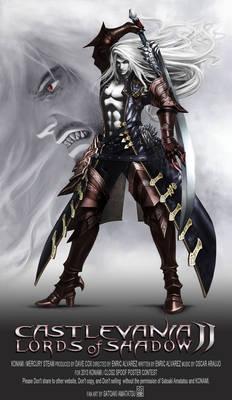ALUCARD Castlevania Lords of Shadow 2