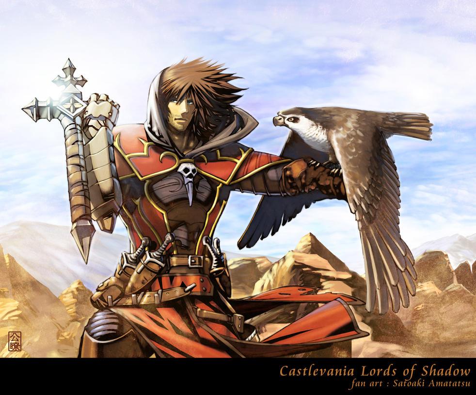 Gabriel Belmont saga by SatoakiAmatatsu