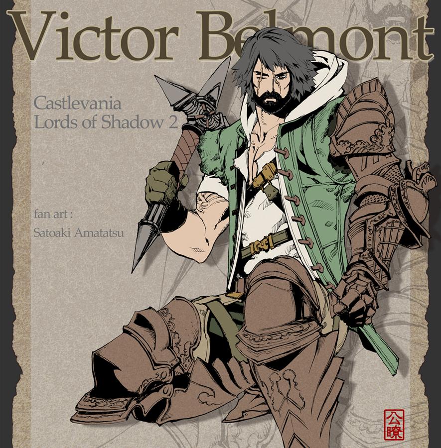 Victor Belmont by SatoakiAmatatsu