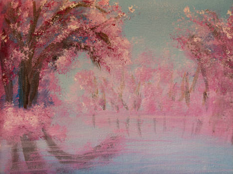 Cherry Blossoms (10 mins with Ryan O'Rourke)