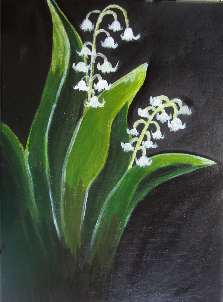 Lily of the Valley by ART-byLinda