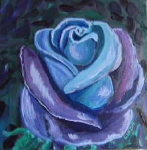 Pretty Rose by ART-byLinda