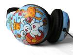 ''We love Toys'' headphones2