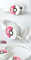 Love Ball Poke-phones by Ketchupize