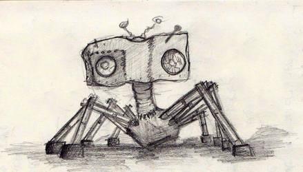 Robot by Qwygl