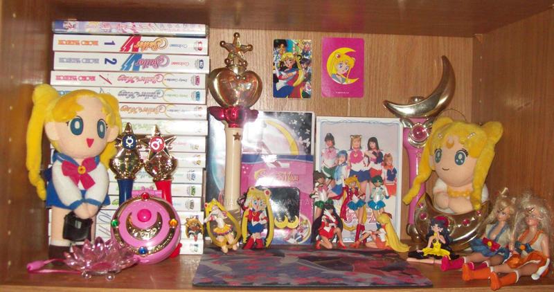 Sailor Moon Collection by Niarahime