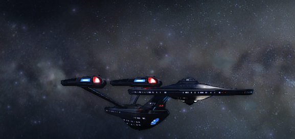 USS Exemplar by tybarious