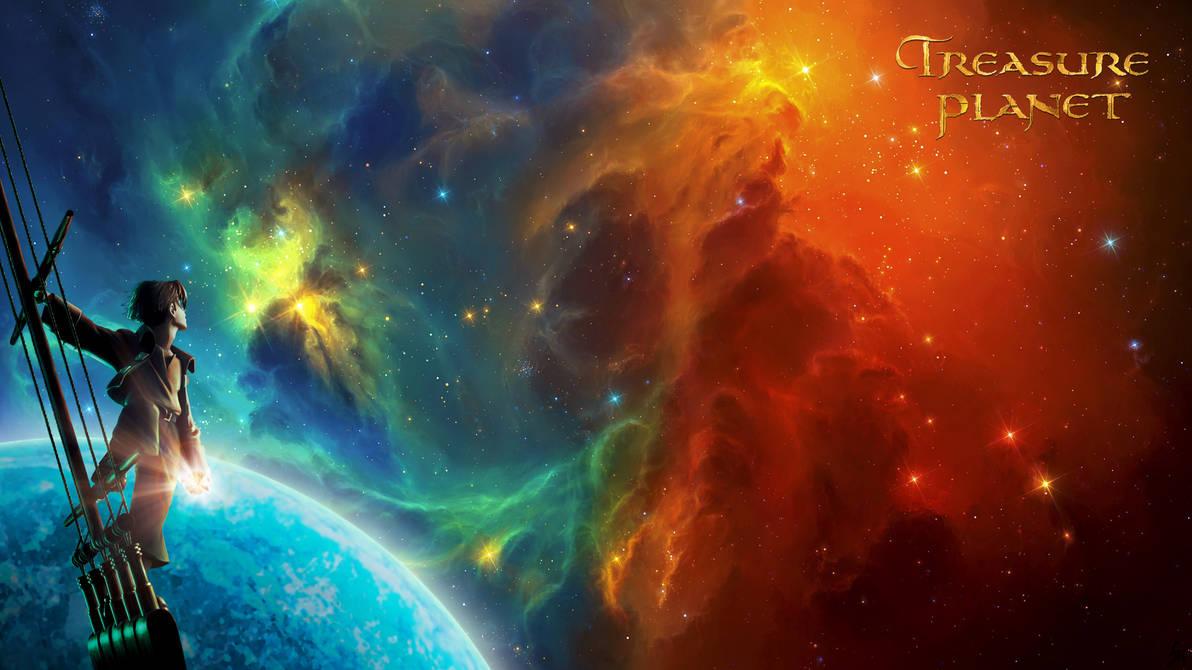 Treasure Planet wallpaper 8K by jaksonstoker ...