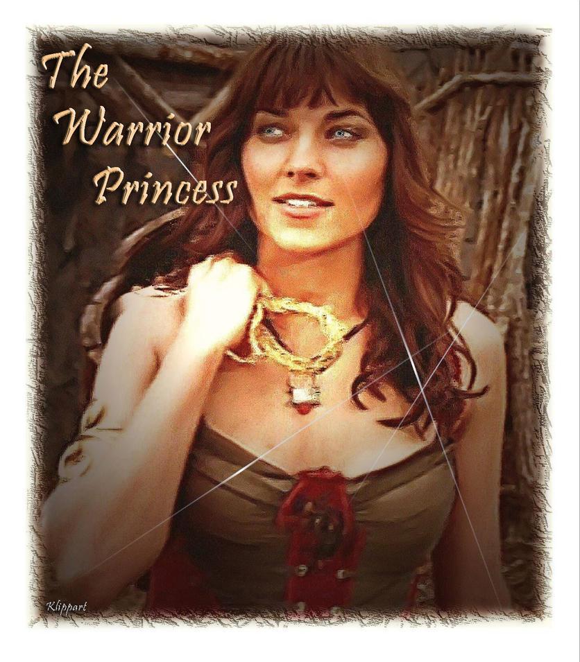 The Warrior Princess - 20th Anniversary Xena by ARTbyKLIPP
