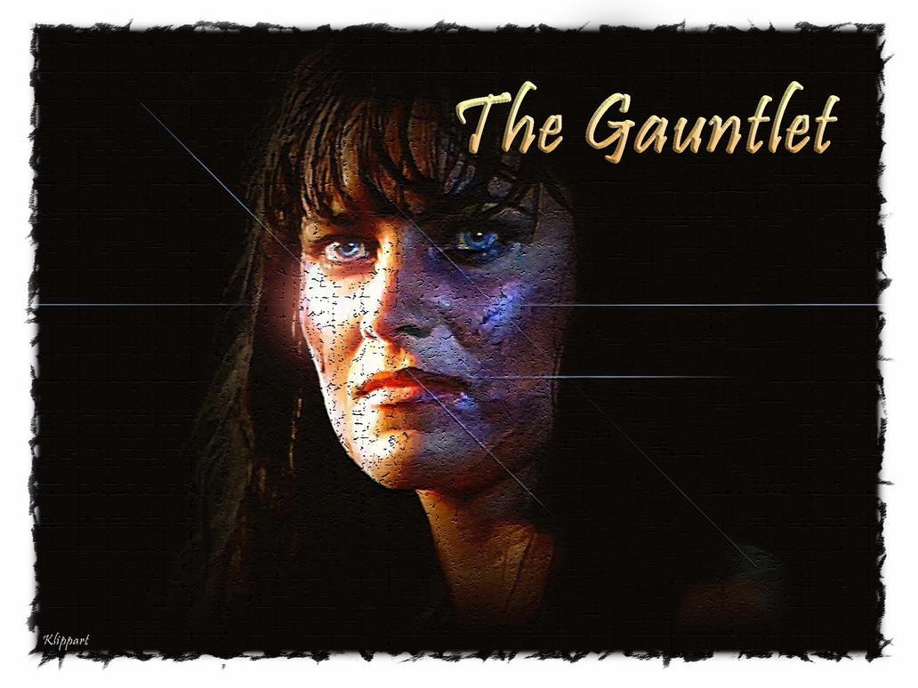 Xena - The Gauntlet by ARTbyKLIPP