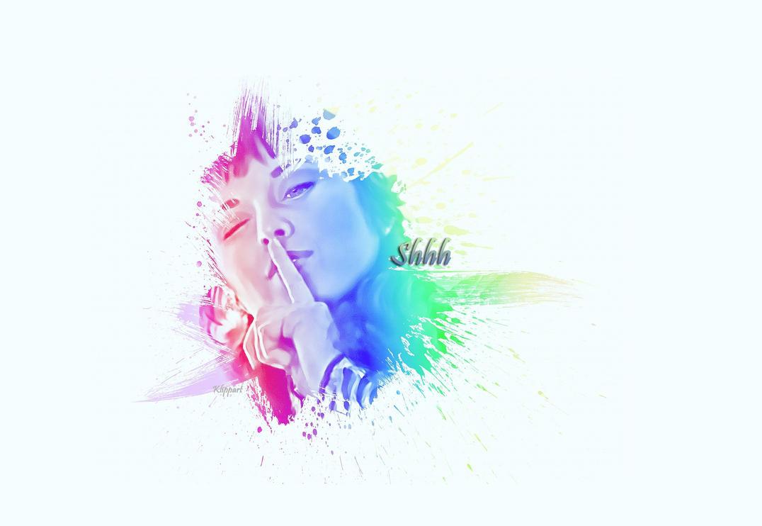 Xena - Shhh by ARTbyKLIPP