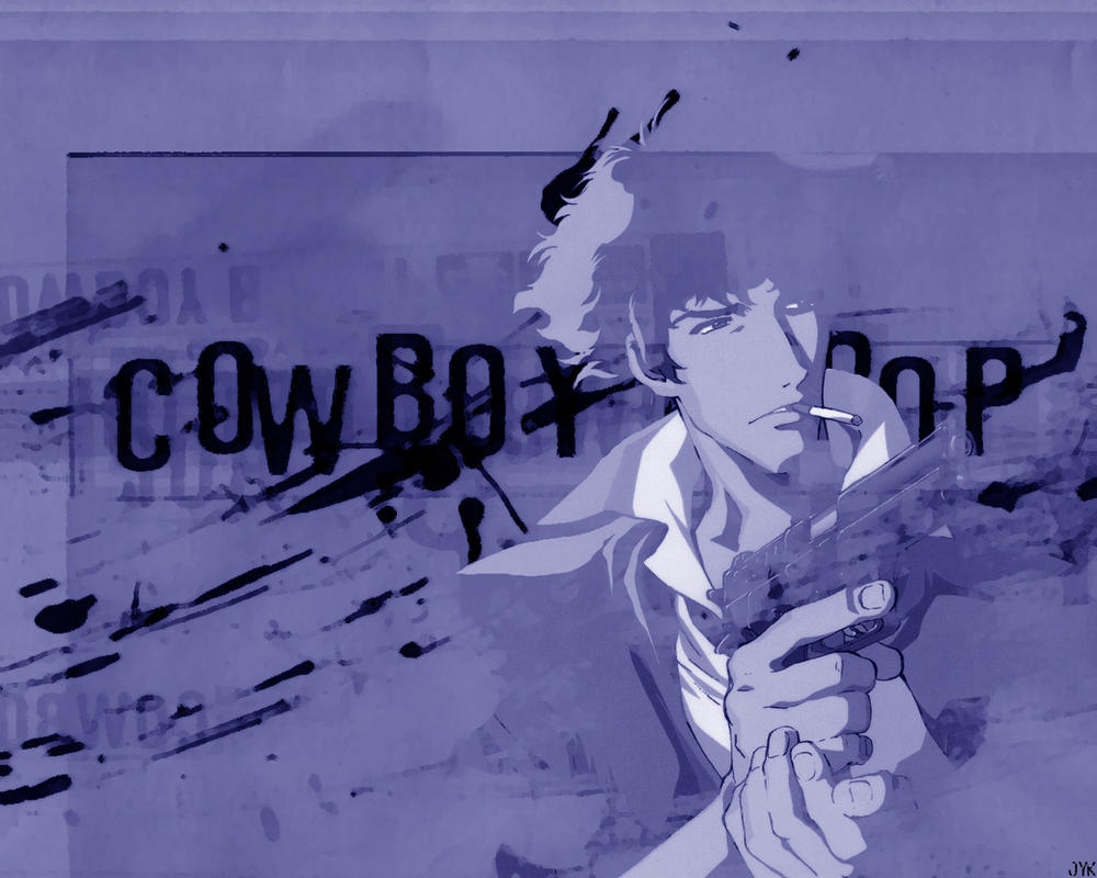 Spike Cowboy Bebop by jaywhykay