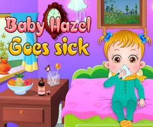 Baby Hazel Goes Sick by kizi4 on DeviantArt