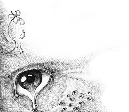 eyedrop by alidata