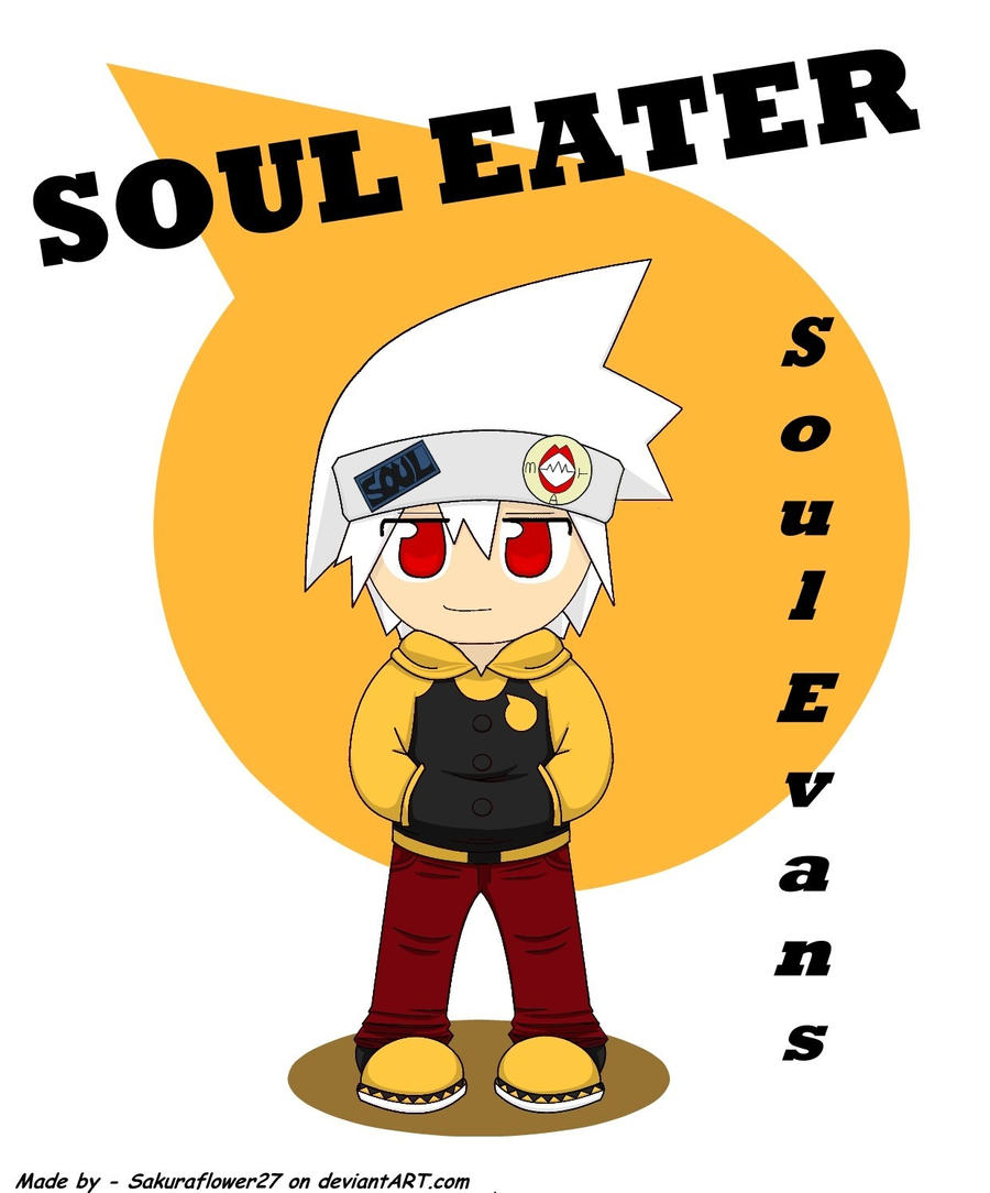 Soul Eater Chibi by Sakuraflower27 on DeviantArt