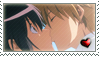 usui misaki kiss stamp by amy-chan57