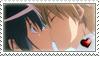 usui misaki kiss stamp by amy-chan57