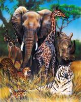 Exotic Safari by DanMcManis