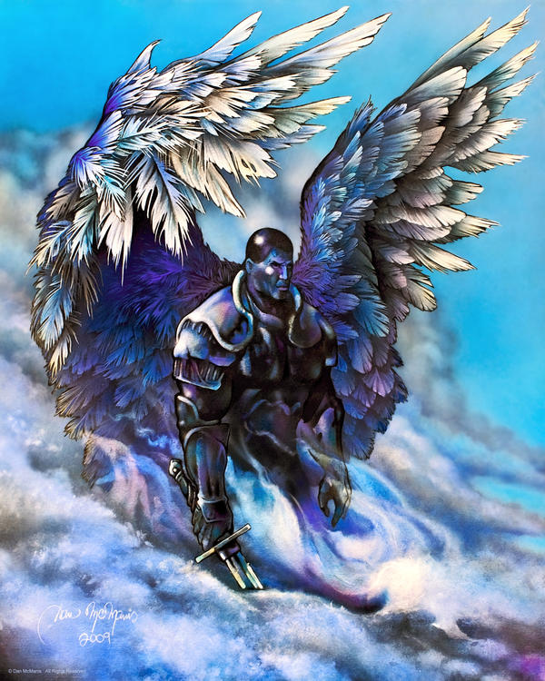warrior angel art - Video Search Engine at Search.com