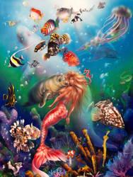 The Ocean Symphony by DanMcManis