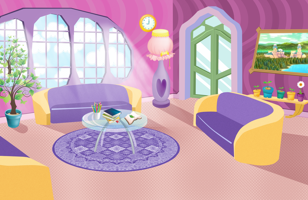 Winx living room background by AkEshiba on DeviantArt