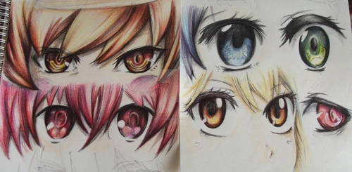 eyes by Telemaniakk