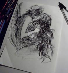 bad love by Telemaniakk