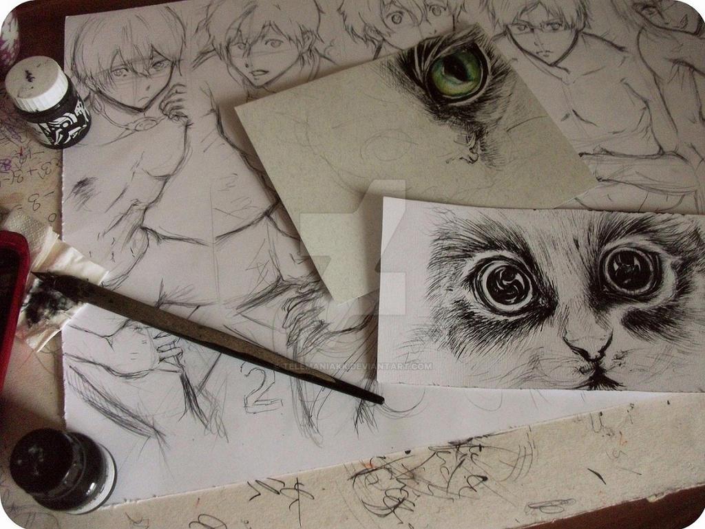 Free /Cats by Telemaniakk
