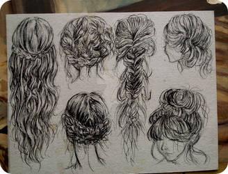 Hairstyles by Telemaniakk
