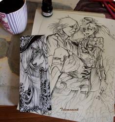 kuroshitsuji by Telemaniakk