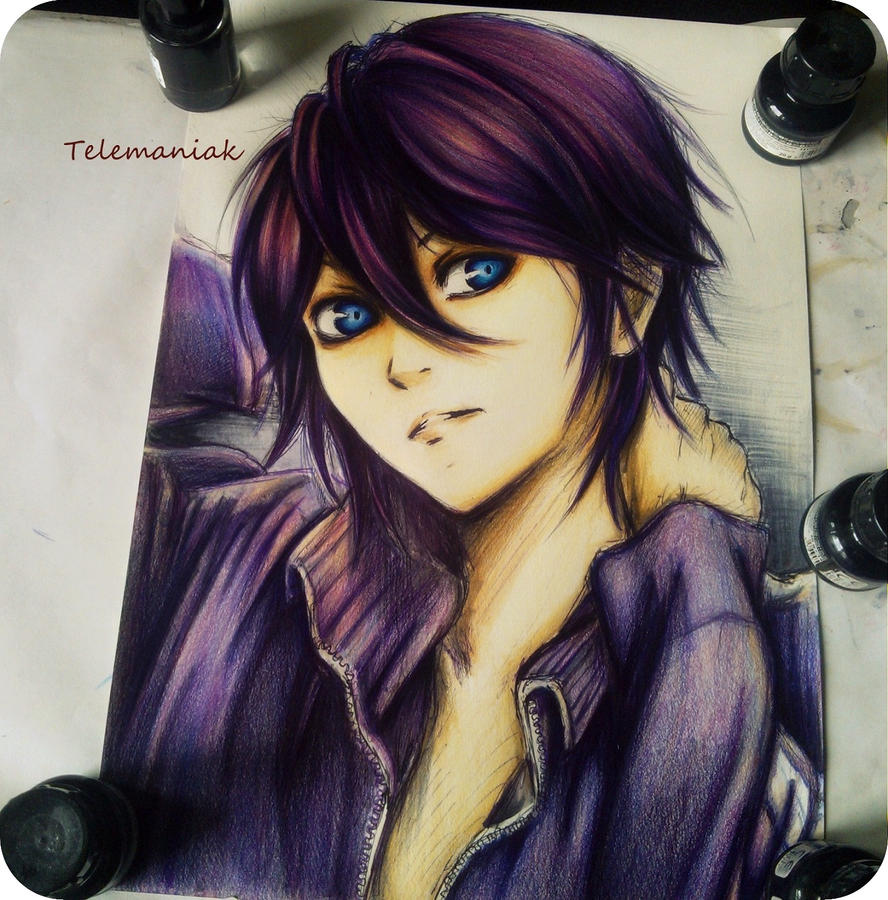 Yato by Telemaniakk