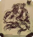 Bunny Sailor moon