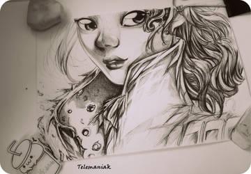 badaass by Telemaniakk